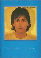 PAUL MCCARTNEY - MCCARTNEY II - Deluxe Edition - 3 CD/1 DVD