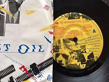 """MIDNIGHT OIL - - U.S FORCES - - 1983 Australian CBS 7"""" - Oz Rock!"""