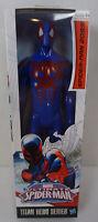 "Titan Hero Series Hasbro Marvel Ultimate Spider-Man 2099 12"" Action Figure"