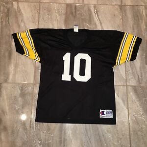 Pittsburgh Steelers Kordell Stewart Jersey Youth XL Champion VTG