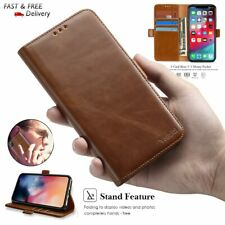 Leather Wallet Flip Card Holder Cover Case For Samsung Galaxy J7 2018 / 2017