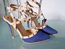 NEW Women's High Heels Summer/Club shoes Size 8-9 (L)