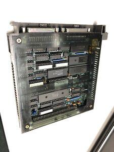 Mitsubishi MC712 Board, Mazak