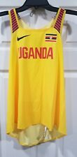 Nike Pro Elite Team Uganda Olympic Singlet Distance women Medium brand new rare