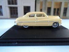 Oxford  1949  Mercury    Bermuda  Cream     1/87   HO   diecast car