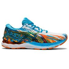 ASICS GEL NIMBUS 23 Scarpe Running Uomo Neutral DIGITAL AQUA ORANGE 1011B153 400