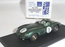Aston Martin DBR1 win 1000km Nürburgring 1959 Moss Fairman #1 SMTS RL110B 1:43