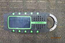 ETON SCORPION II RUGGED PORTABLE RADIO LIGHT CHARGER SOLAR CAMPING