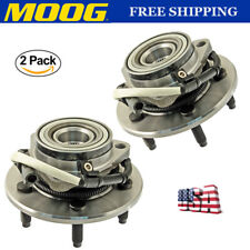 MOOG for  2000-04 Ford F150 4WD Front ABS Wheel Hub & Bearing Assembly OE#515029