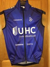 United Healthcare UHC Orbea Pro Cycling Team Thermal Vest Cyclocross Jakroo XS