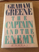 The Captain and the Enemy by Graham Greene (1988, Hardcover) 1st Edition