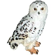 Natural World Collection Small Snowy Owl Ornament Wb61474