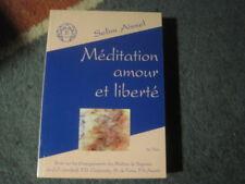 Selim AISSEL: Méditation amour et liberté