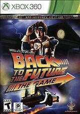Back to the Future: The Game -- 30th Anniversary Edition Microsoft Xbox 360