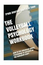New listing  VOLLEYBALL PSYCHOLOGY WORKBOOK: HOW TO USE ADVANCED SPORTS By Uribe Danny Masep