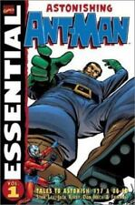 Essential Ant Man, Vol. 1 (Marvel Essentials) by Stan Lee
