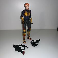 "6"" Figure GI JOE CLASSIFIED SERIES WAVE 1 SCARLETT"