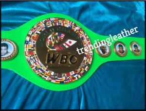 WBC Boxing World  Championship Belt Adult Size