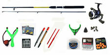 Junior starter Coarse & Float fishing kit Rod,Reel,floats,shot,catty