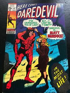 Daredevil 57 VFN- (7.5)