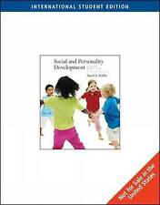 Social and Personality Development by David Shaffer (Sixth Edition)