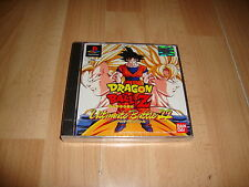 DRAGON BALL ULTIMATE BATTLE 22 DE BANDAI SONY PS1 SLES-00291 NUEVO PRECINTADO