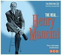 Henry Mancini - The Real... Henry Mancini [CD]