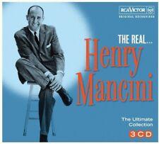 Henry Mancini - The Real... Henry Mancini [CD]