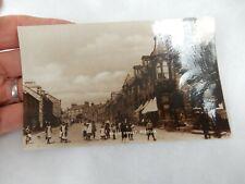 More details for penicuik eh26 8aa  vintage postcard   --     ww1 message zeppelins etc glencorse