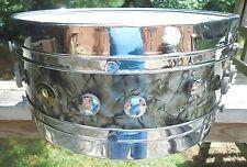 Rare 1950 Leedy & Ludwig Knob Tension Snare Drum