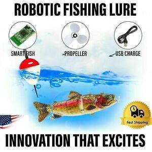 UFISH Electronic Fishing Lure Bass Fishing Lures Animated Fishing Bait Tackle