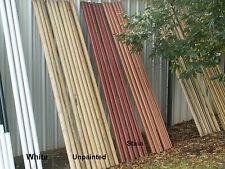 Horse Jumps Mix & Match 12ft Unpainted CUT Wood Rails