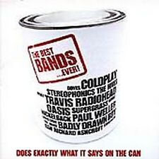 The best bands ever (Does exactly what it says on the can )  Double CD