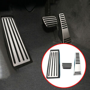 For Volvo XC90 2015-2020 Brake Gas Foot Rest Pedal Accelerator Cover Accessories