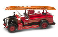 "Leyland FK-1 Black Bonnet Fire Engine ""Worcester"" 1934 (Road Sig. 1:43 / 43009B)"