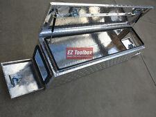 Aluminium 1500x400x400mm 3 Door Camper Ute TRAILER Tool Box Toolbox