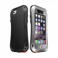 Love MEI Outdoor Metall Bumper Hülle für Apple iPhone 6 4.7 Zubehör gebogen 2