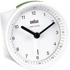 Braun BNC 007 Sveglia radiocontrollata Bianco