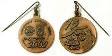 Medaglia Bronzo 75a Adunata Nazionale Alpini - Catania 2002