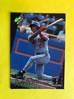 1993 MANNY Ramirez Classic BEST GOLD Rookie CARD #124 Vintage Baseball mlb MINT