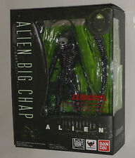 "S.H. Monster Arts ALIEN BIG CHAP (1979) 7"" Action Figure Bandai Tamashii Nations"