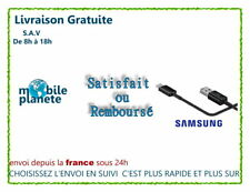 Chargeur Originale Samsung EP TA20+Cable USB EP DG925 Pour GT-S5660 Galaxy Gio