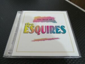 THE ESQUIRES - THE BEST OF.  1998  10 TRACK CD ALBUM