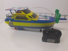 Nikko Vintage radio controlled 1/20 scale Cruiser boat in boxed