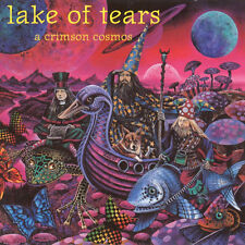 LAKE OF TEARS A Crimson Cosmos CD paradise lost the gathering evereve sentenced