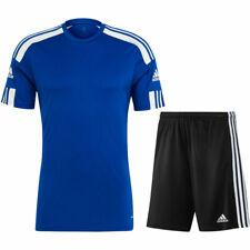 Adidas Football Soccer Squadra 21 Kids Training Kit/Set Jersey Shirt Shorts