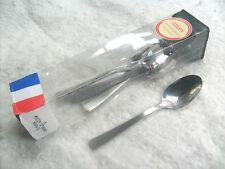 French Acero Inoxidable Inox 18-0: 6 x Cucharas De Café Vajilla Cubiertos. Nueva En Caja