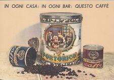 A2485) ALIMENTARI, CAFFE' PORTORICO, COMPAGNIA LAVORAZIONE DEL CAFFE', VICENZA.