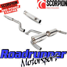 Scorpion Exhaust Clio 200 RS 2.0 2010 on De Cat Pipe & Cat Back System Resonated