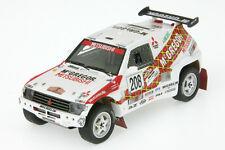 1:43 Mitsubishi Pajero - Weber - Rallye Paris - Dakar 1994 - IG 056